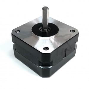 Nema 17 pancake stepper motor for 3d printers zaribo prusa