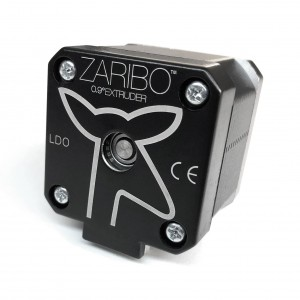 Nema 17 cool running extruder stepper motor zaribo prusa 3d printers