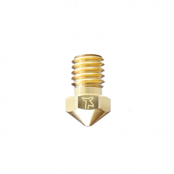 Top-Quality Brass 1.75 Nozzle for E3D V6 by ZARIBO