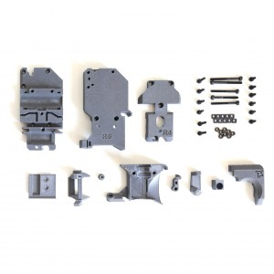 Z'Orbiter Extruder Printed Parts and Screws Kit