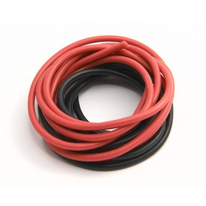 14awg Silicone Cable Red & Black 1.5m