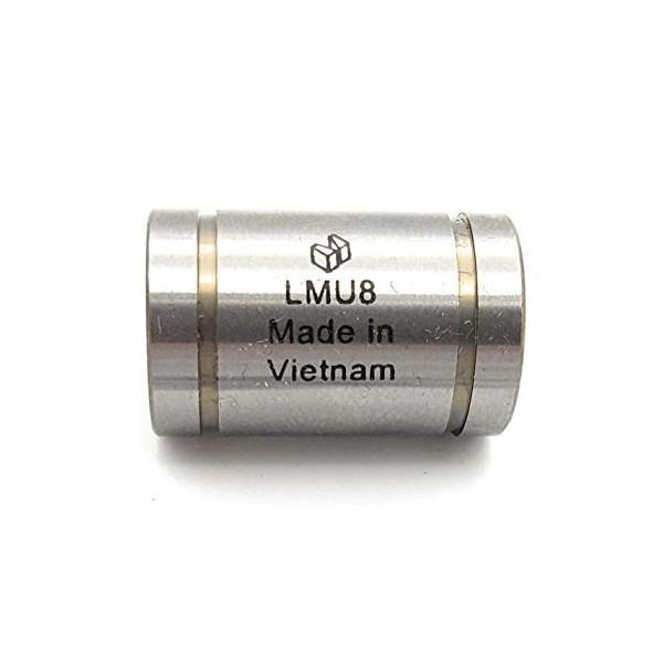 LMU8 Linear Bearings, Bushings by Misumi at Zaribo com