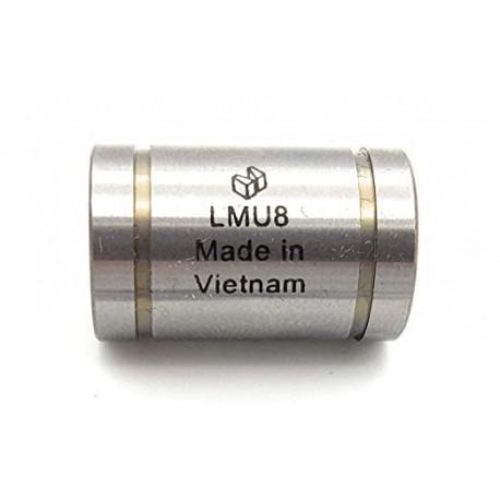LMU8 Linear Bearing | Bushing by Misumi