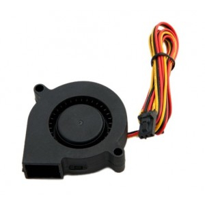 Radial cooling fan 5V by LDO