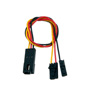 Fan extension / spitter cable