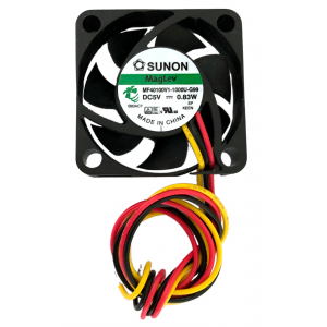 Sunon 5V 40mm x 40mm fan...