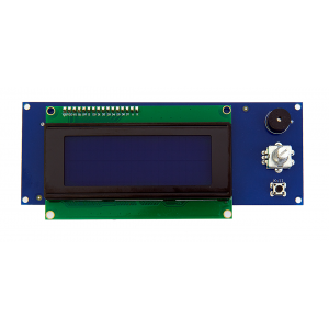 20x4 LCD Display by LDO
