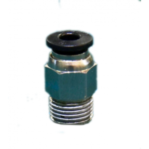 M10 / 4mm push-fit connector