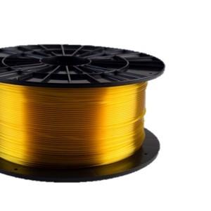 Transparent Yellow PETG by Filament PM