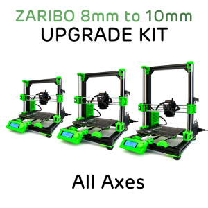 Zaribo 8mm to 10mm upgrade