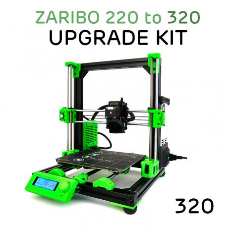 Zaribo 220 to Zaribo 320 Upgrade Kit
