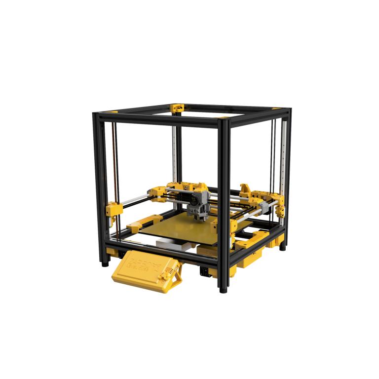 Zaribo Level Cube | ZLC Quad Gantry Levelling Core XY 3D Printer