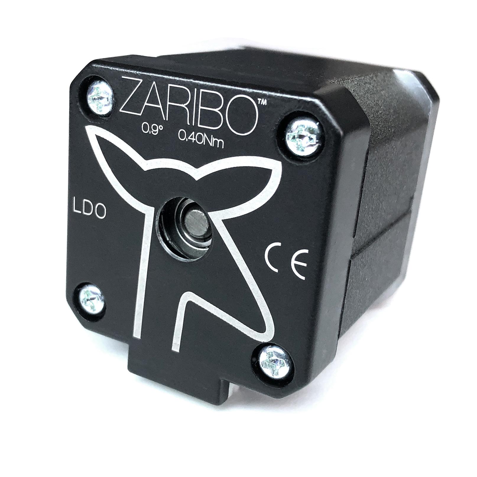 nema 17 stepper motor 0.9 degree 0.40nm for 3d printers prusa zaribo level cube