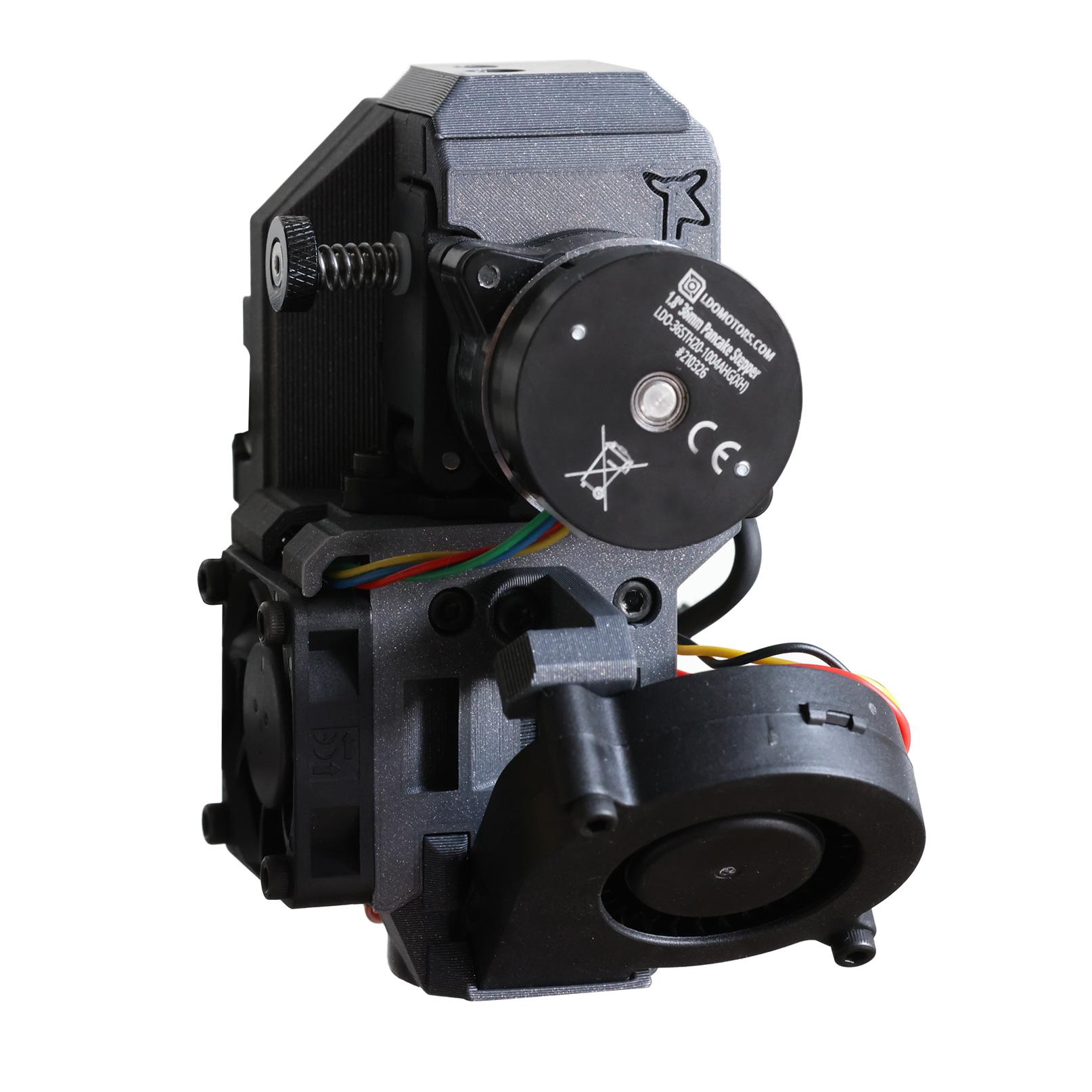 Zorbiter Extruder for Zaribo Prusa Printers
