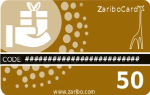 ZariboCard